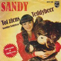Cover Sandy [NL] - Tot ziens Teddybeer